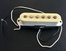 1989 Fender Squier II Stratocaster Electric Guitar Original Neck Pickup MIK
