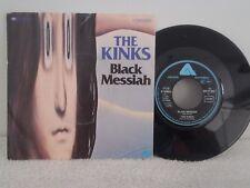 "THE KINKS - 7""PS/Single - BLACK MESSIAH - MISFITS -1978 - German copy"