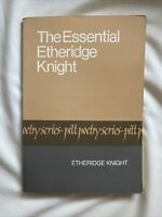 The Essential Etheridge Knight Signed & Inscribed First Edition 1986 Poetry PB