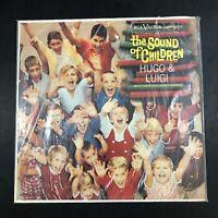 Hugo & Luigi With Children's Choir-The Sound Of Children LPM2159 VG+ Vinyl LP R9