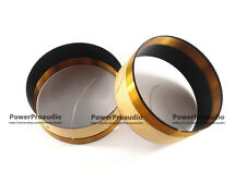 2PCS High Quality Voice coil For B&C 10MD26-8 LOUDSPEAKER 76.2mm 3inch