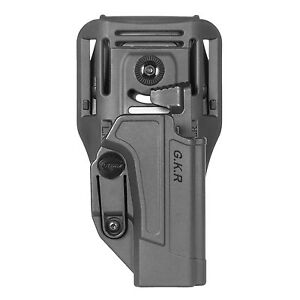 Orpaz Defense Thumb Release Low Ride + Paddle Holster for Glock 17 19  GKR-LP