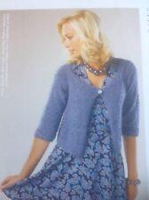 Horizon Cardigan Knitting Pattern By Sian Brown
