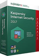 Kaspersky Internet Security 2017 1PC / 1Jahr