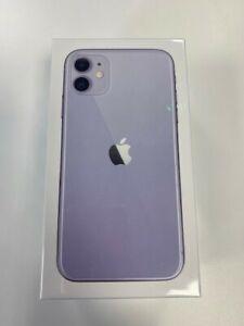 Apple Iphone 11 Purple 64gb Unlocked Sealed BNIB