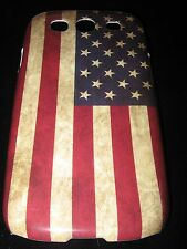 American Flag Hard Cover Case for Samsung S3 III American Flag Vintage Look