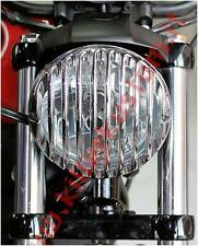 chrome Headlight headlamp Grill rim Harley Davidson Sportster XL 883/1200 00'-UP