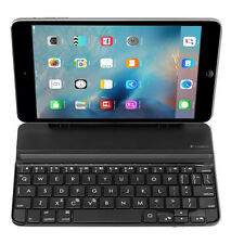 Logitech Ultrathin Magnetic Clip-On Keyboard Cover for iPad mini/2/3 -Space Gray