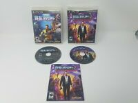 Dead Rising 2 + Dead Rising 2 Off The Record Ps3 Game Lot of 2 Good Shape!