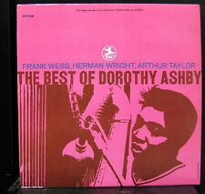 Dorothy Ashby With Frank Wess - The Best Of LP Mint- PRST 7638 1972 Vinyl Stereo