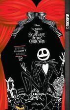 Disney Manga: Tim Burton's the Nightmare Before Christmas (Soft Edition) (Paperb