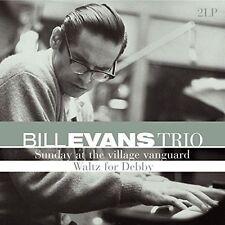 Sunday at the Village Vanguard/Waltz for Debby by Bill Evans Trio (Piano) (Vinyl, Feb-2015)