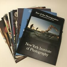 Vintage New York Institute of Photography Course Guides Lessons Excellent