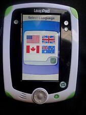 Leapfrog Leap Pad  Handheld Learning Tablet Green