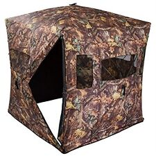 2 Man Hide Tent Blind Camo Pop Up Photography Bird Watching Wildlife Carp Bivvy