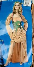 disguise women's mother nature halloween costume size 12-14