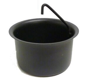raccogligrasso per barbecue serie ER secchiello barattolo per raccolta grassi