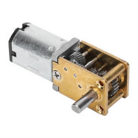 DC6V Micro Typ Inversion Redction Gear Box Motor 100RPM Hot