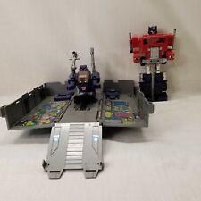 G1 Vintage Takara 1980/1982 Autobot Optimus Prime W/Trailer