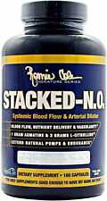 Ronnie Coleman Signature Series Stacked NO 180Caps Agmatine Testosterone Bargain