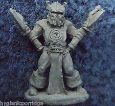 1983 Chaos Knight C35 17 Billy Cleaver Citadel Pre Slotta Warhammer Army Warrior