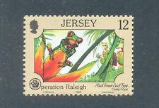 Frog-rainforest MNH SINGLE-JERSEY
