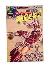 "1993 Triumphant ""The Chromium Man"" issue # 5 , Vf/Nm."