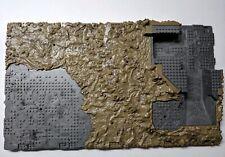 Mega Bloks Halo Battlescape Desert Terrain Base Plate