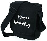 Dog Bag Poochi Hound Bag Dog Walker Dog Lover Shoulder Bags Birthday Xmas Gift