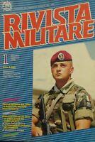RIVISTA MILITARE N.1 1998