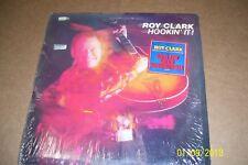 Vintage Pre Owned Vinyl Lp Album - Roy Clark Hookin' It