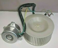 Minisplit Blower Motor E256306 with Squirrel Cage ABS GF15