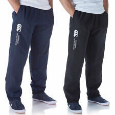 Canterbury Mens Cuffed Stadium Heat Management Zip Pockets Sports Gym Pants
