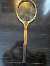 RARE! Dunlop Maxply Fort Tennis Racket Made In England Grip Light 3! - Vintage
