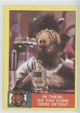 1987 O-Pee-Chee Alf Series 1 #26 Hi there Do you come here often? Card 0c4