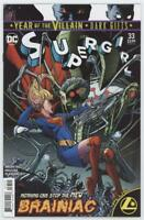 Supergirl 33 A DC 2019 NM Kevin Mcguire Recalled Legion Of Super-Heroes