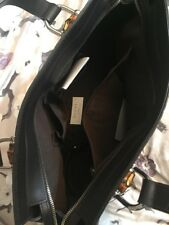 Genuine Gucci Vintage Bamboo Bag with Tag and Dust Bag