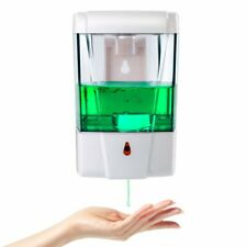 650ml Automatic Electric Touchless IR Sensor Soap Liquid Dispenser Home NEW