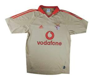 Benfica 2004-05 Authentic Third Shirt (Excellent) S