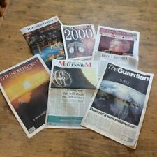 More details for millenium celebrations, 1/1/2000. original news print/photos. in dry store since