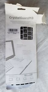Crystal Guard MB Thin & Clear Protector for Apple Macbook Pro Air Unibody Used