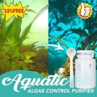 Crystal Clear Algae Repellent Agent - tank moss remover Aquarium Algaecide HOT