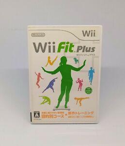 Nintendo Wii - Wii Fit Plus - Versión Japan - Full