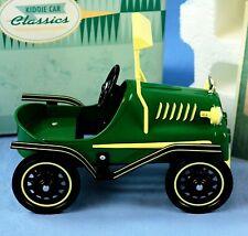 Hallmark Kiddie Car Classics Pedal Car 1964 Garton Tin Lizzie Qhg9023 Nos