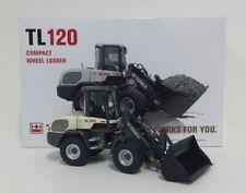 NZG 1/50 Modelo Diecast Excavadora Rascador Terex TL120 Modelado Estático Nuevo