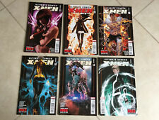 MARVEL COMICS ULTIMATE COMICS X-MEN 7 8 9 10 11 & 12 (6 comics)