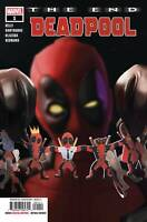 Deadpool The End #1 (2020 Marvel) First Print Rahzzah Cover