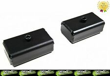 "2011-2015 Chevrolet GMC 3500HD Zone 2"" Suspension Lift Blocks 18mm Pins U3024"
