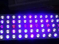 PLAFONIERA LUCE LED PER ACQUARIO 400X210X60 MM 55 LED 165W