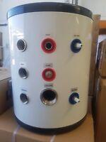 100 ltr buffer tank for heat pump